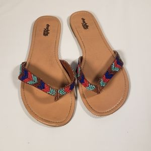 Charlotte Russe Sandals Size 10